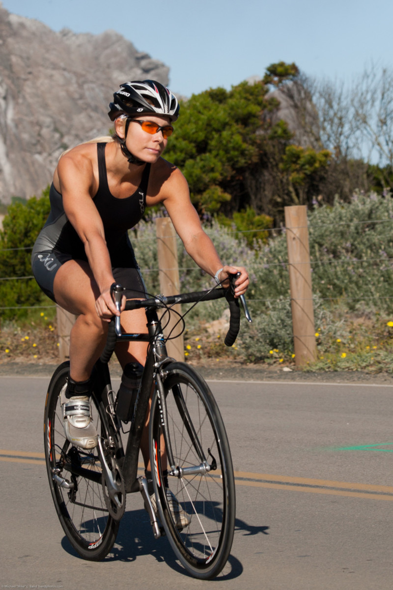 Cycling:  Increase Your Endurance For Relaxing Enjoyable Long Distance Bike Rides