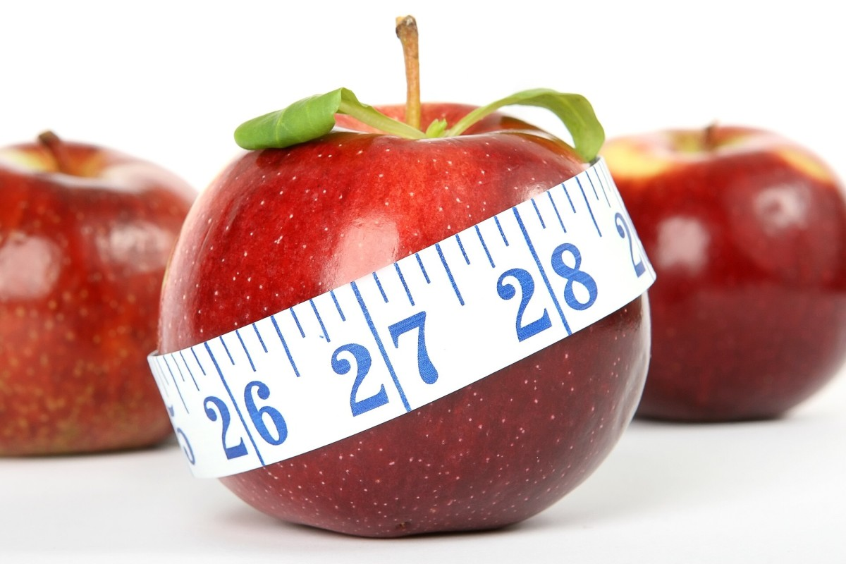 Waist size may indicate the presence of visceral fat.