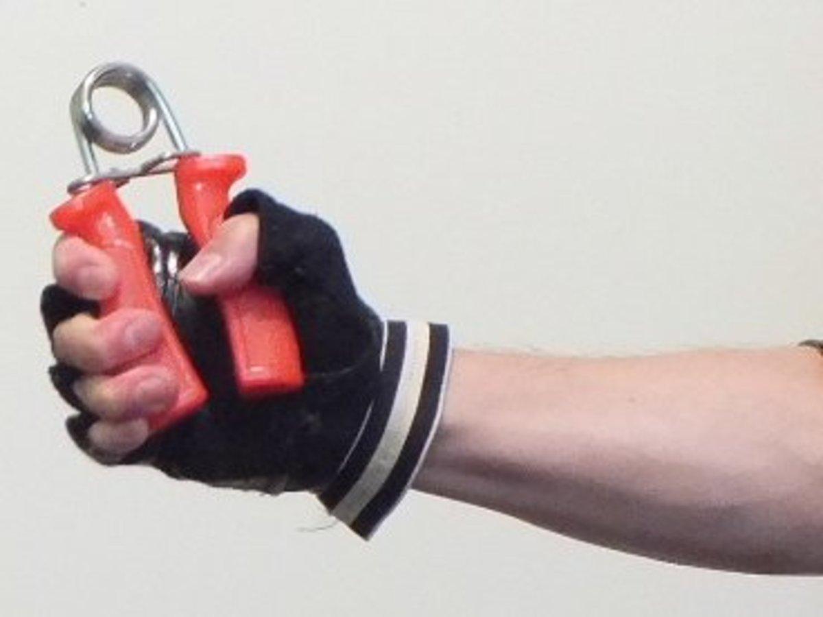 Hand squeezes