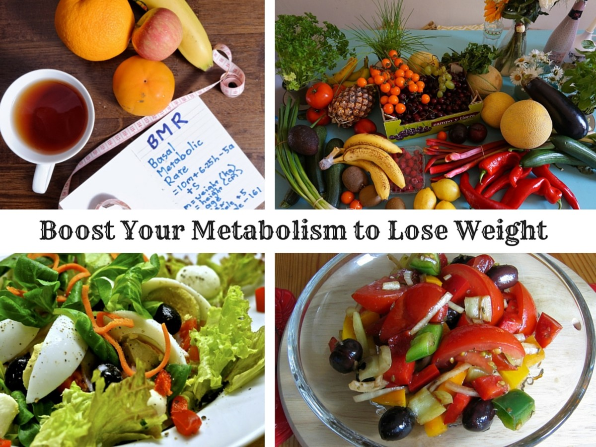 Balanced diet with food rotation combined with exercise is the best way to lose weight.