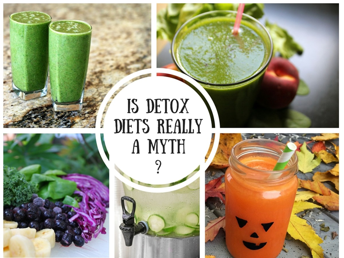 Detox diets are not always helpful.