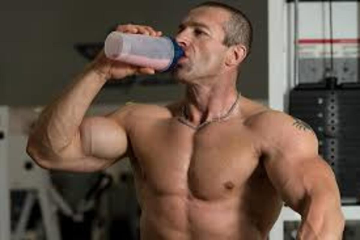 Take only as much protein as your workouts call for.