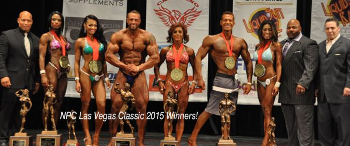 Bodybuilding contests are judged by event-specific criteria. Contest preparation couples strength training with strict dieting habits.