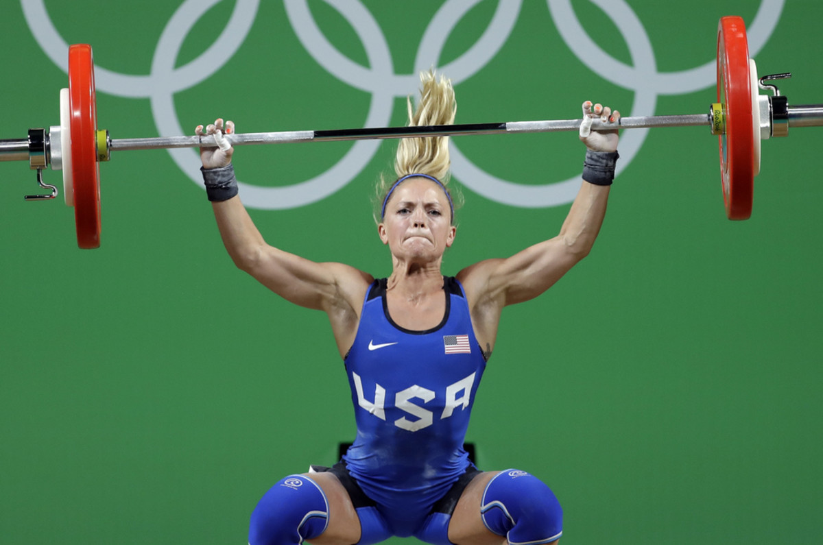 Olympic Weightlifting is a competitive sport which has been a  part of every modern Olympics. Very technical in nature, it combines explosiveness and strength. Many athletes use Olympic Weightlifting techniques to develop power.