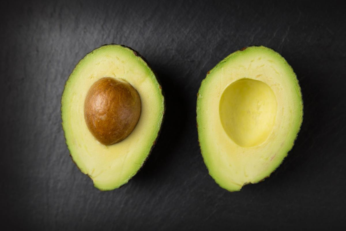 Avocado has unsaturated fats good for the body