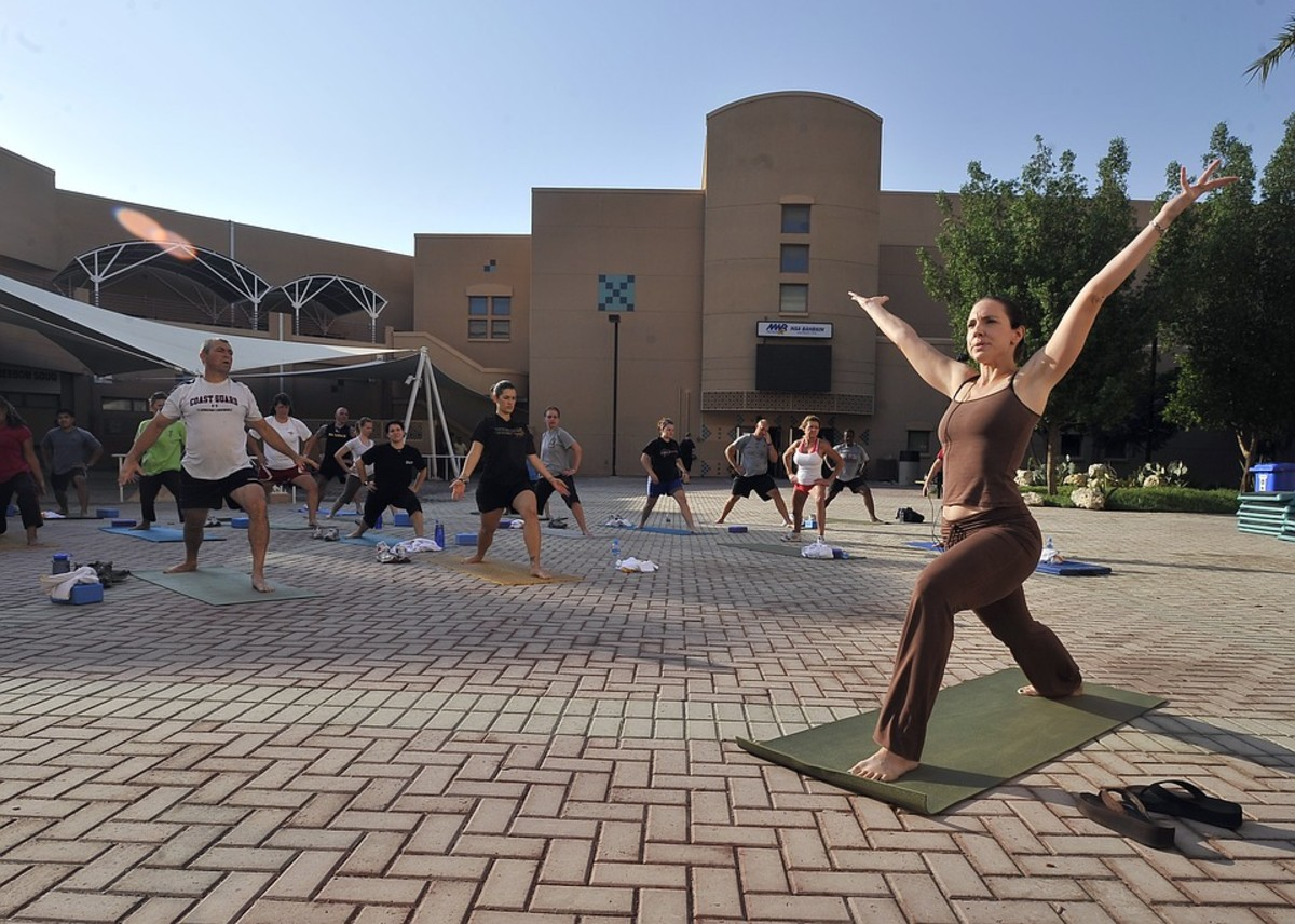 If you are a solitary yogi, then maybe a few classes with other people can remind you of the passion thousands  of others have for yoga