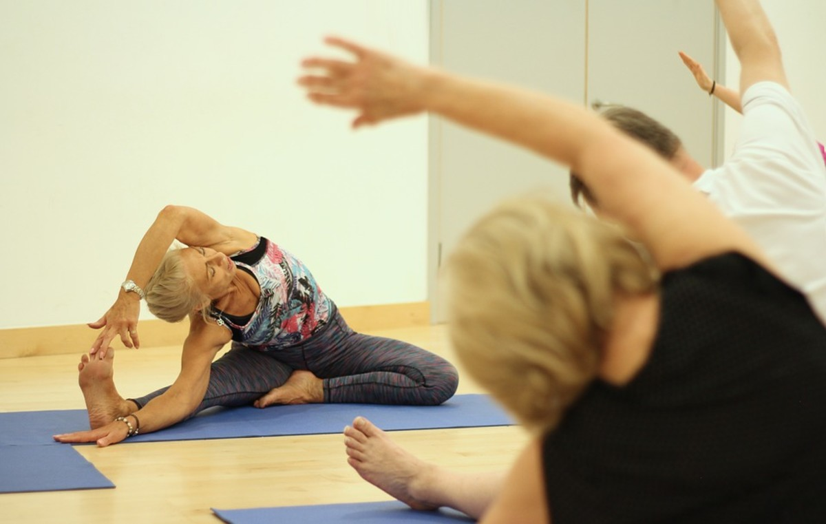 Affording or finding time for yoga classes is difficult for many, even if they would like to participate.