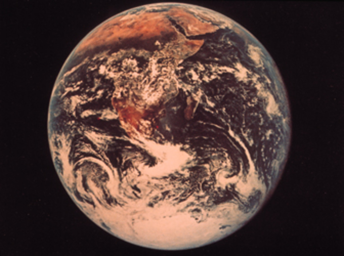 Without Environmental Protection Legislation, How Else Can We Defend Man's Abuse Of The Earth?