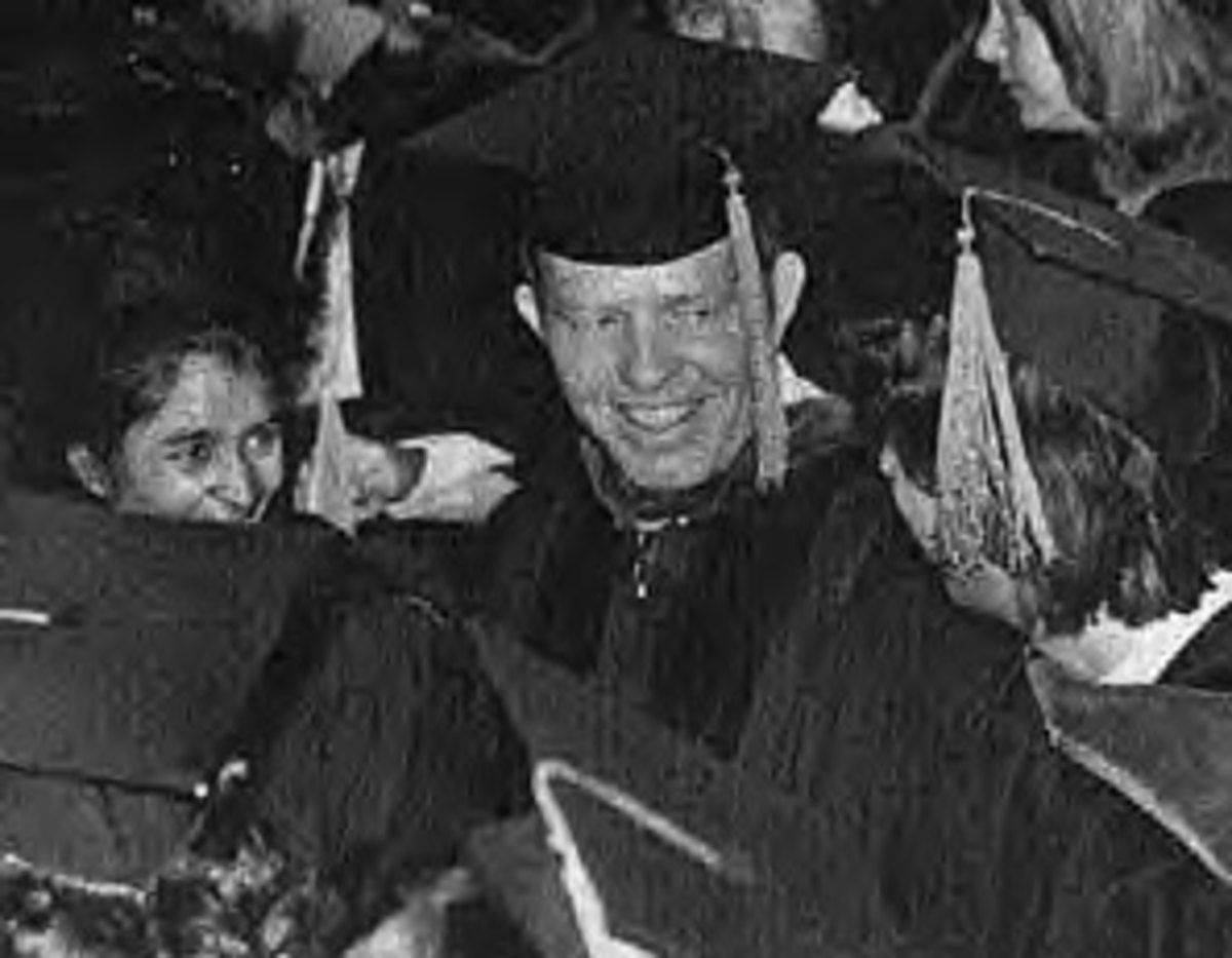 Allan Bakke, a white graduate student, protested his inability to enter medical school at the University of California at Davis. He argued that affirmative action programs prevented him from entering and were denying him his rights.
