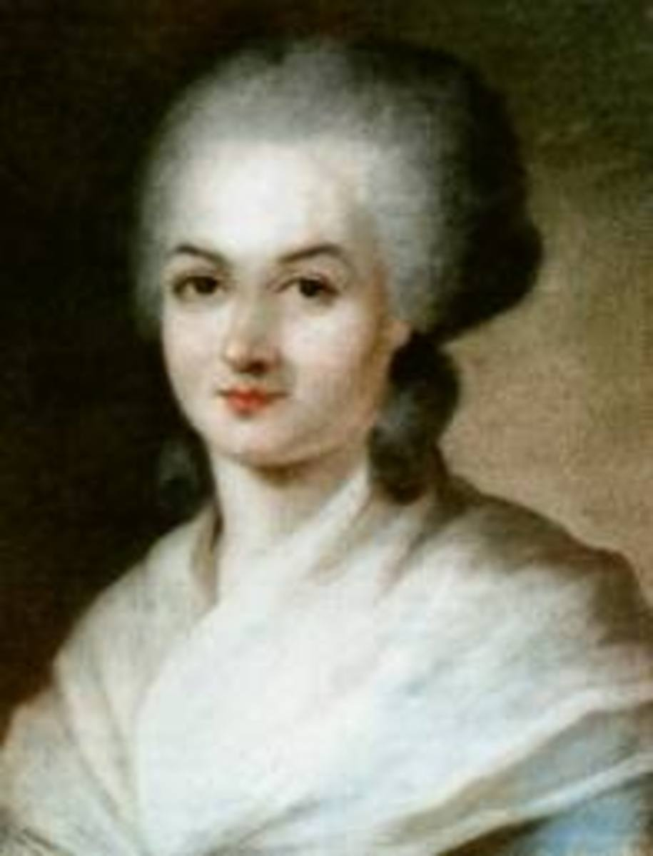 Olympe De Gougues: leading French suffragette