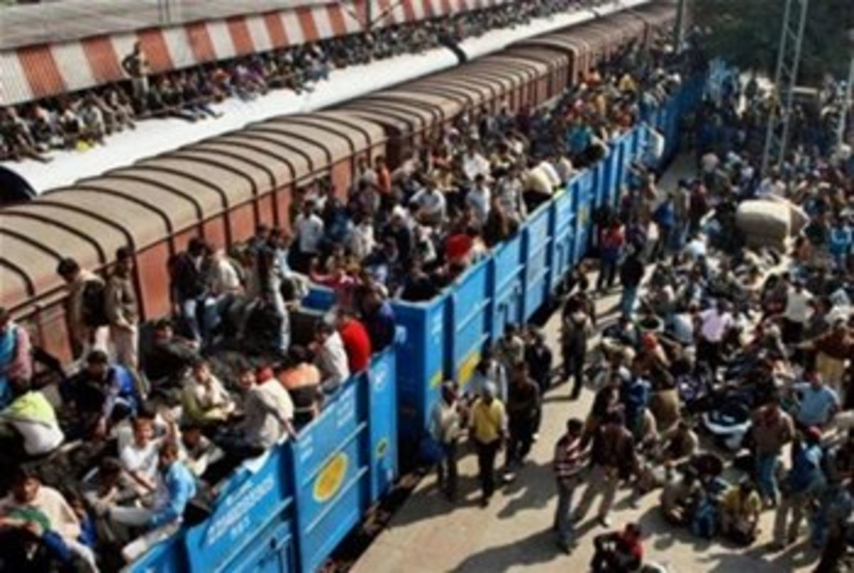 India is set to become the most populous country by 2022.