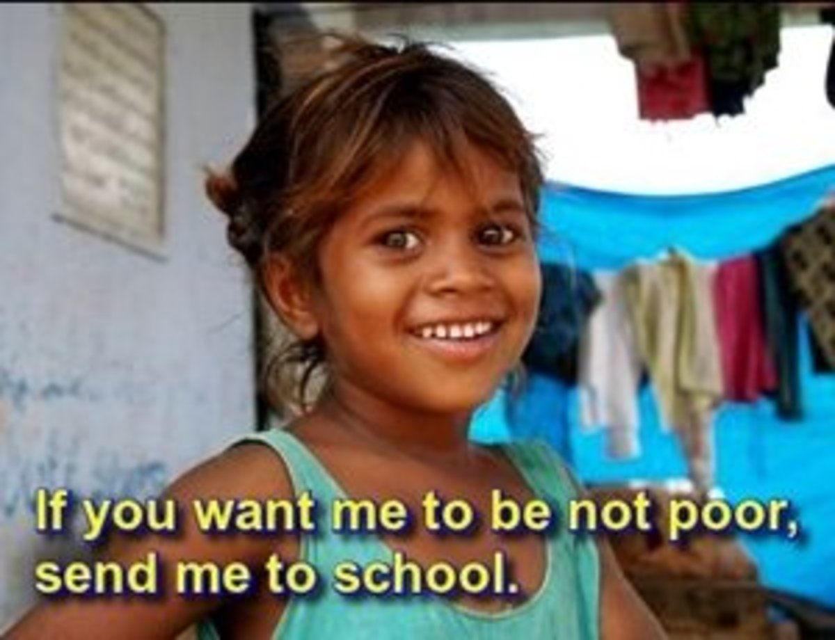 Girl's education is the best anti-poverty tool
