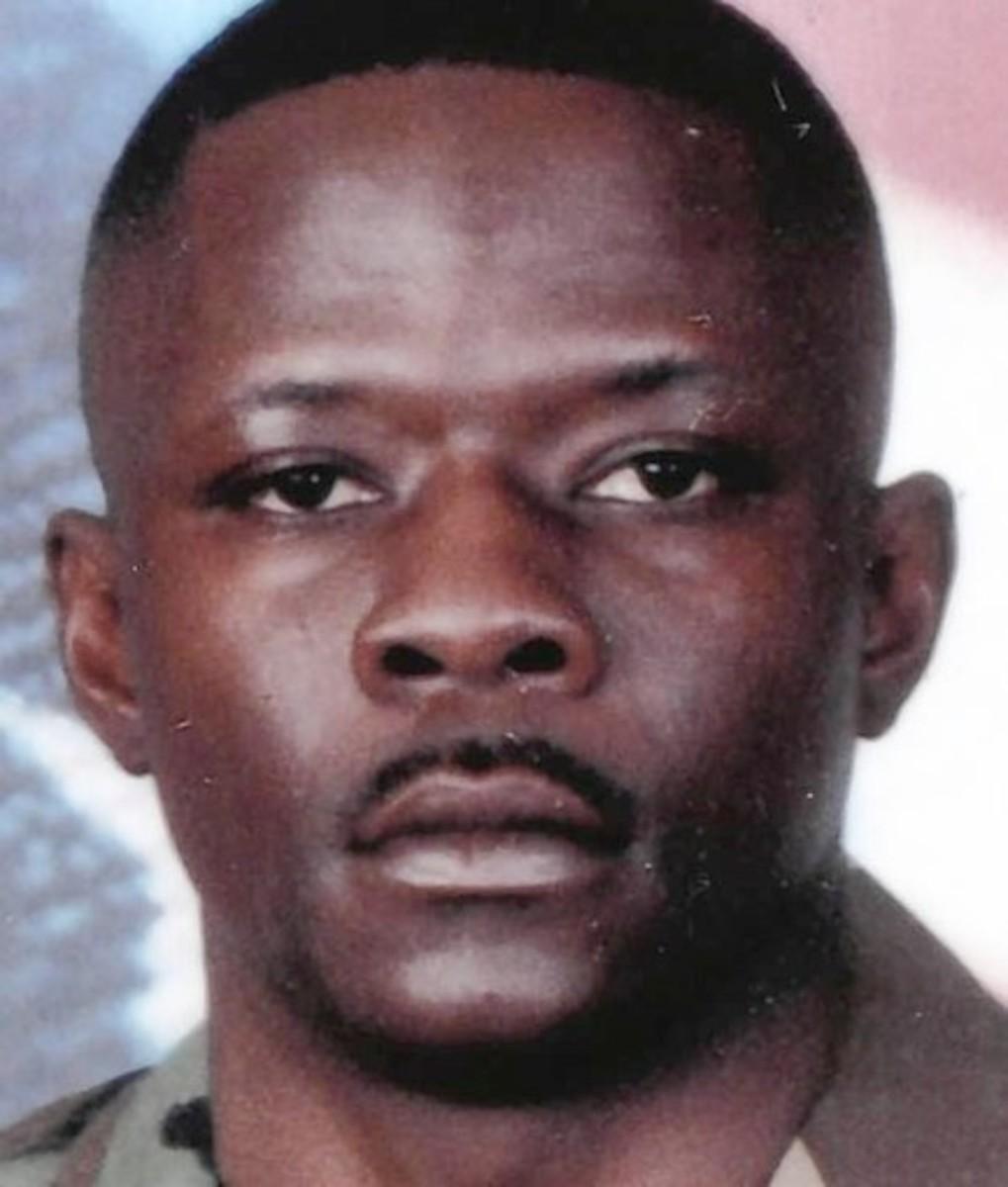 "A hero: U.S. Army Sgt. 1st Class Alwyn ""Al"" Cashe"