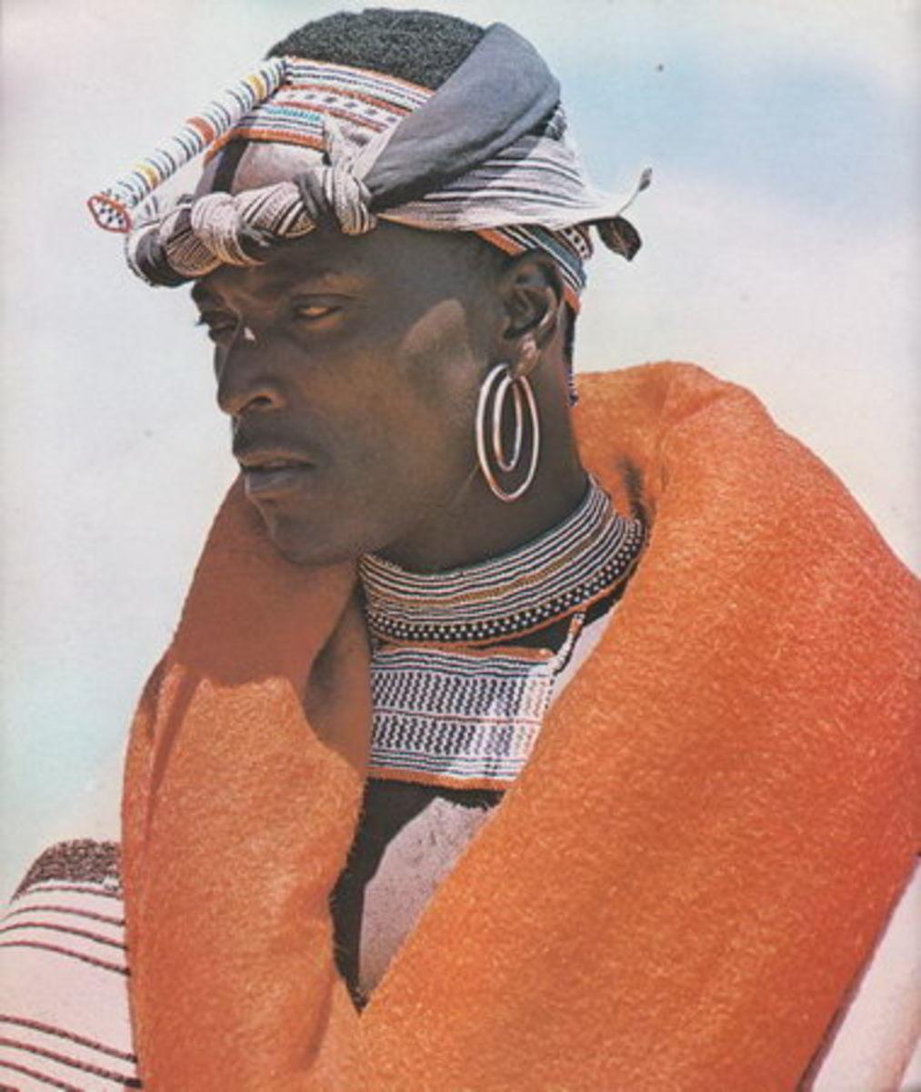 Qhe Qaba people, the local Thembu clan.