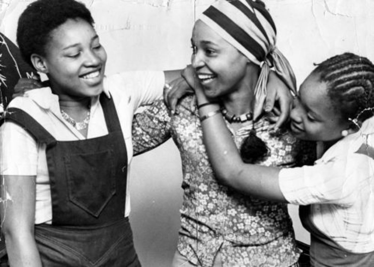 She's Come A long Way with Madiba. It was a fitting For Closure For Winnie and All Of US here in Mzantsi