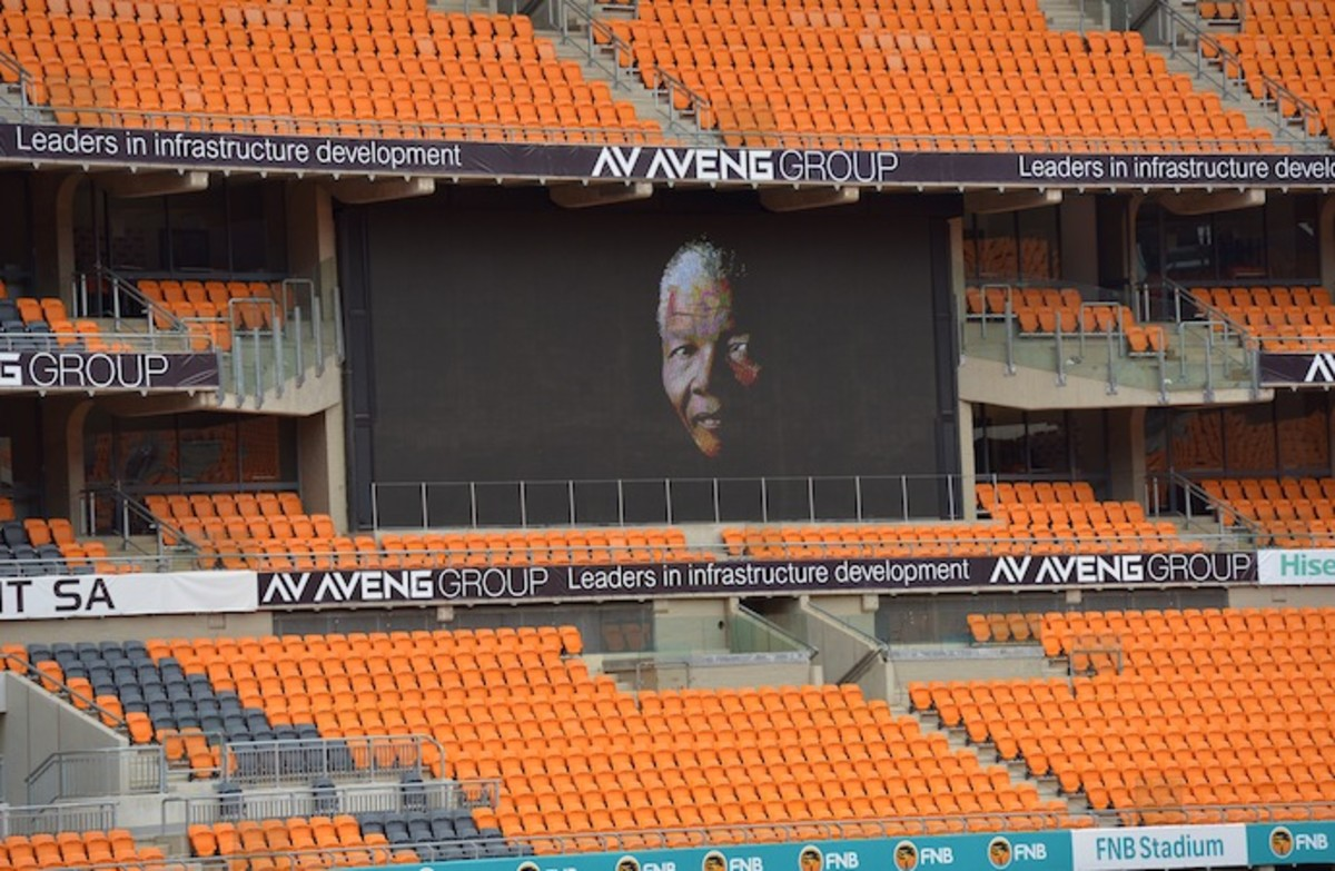 Contradictions came to a head in this Stadium which highlighted the disenchantment the people are having with the ANC and Zuma