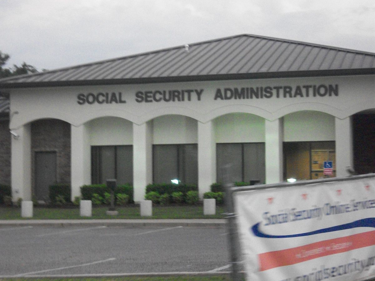 """It's called """"Social"""" Security."""