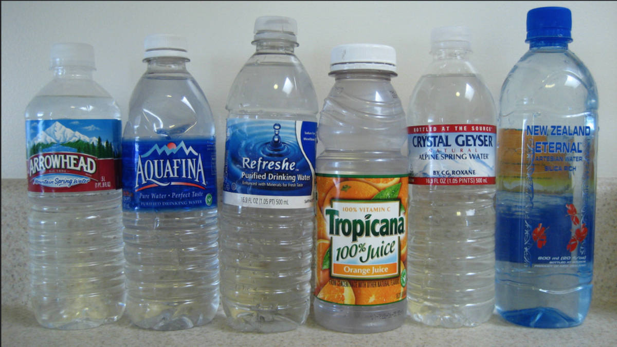 When even a small amount of heat is applied to these plastic bottles containing water or other liquids, BPAs are released into the contents in the bottle.