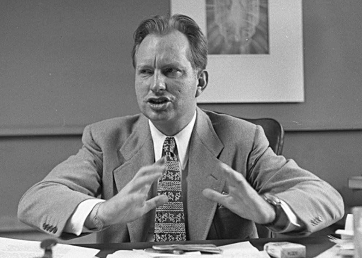 L. Ron Hubbard: born March 13 1911 died January 24 1986 was founder of the Church of Scientology