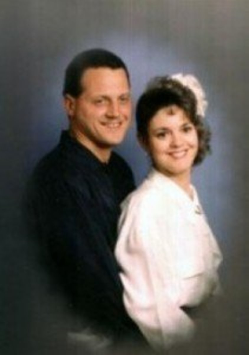 Ted and Patricia Kimble