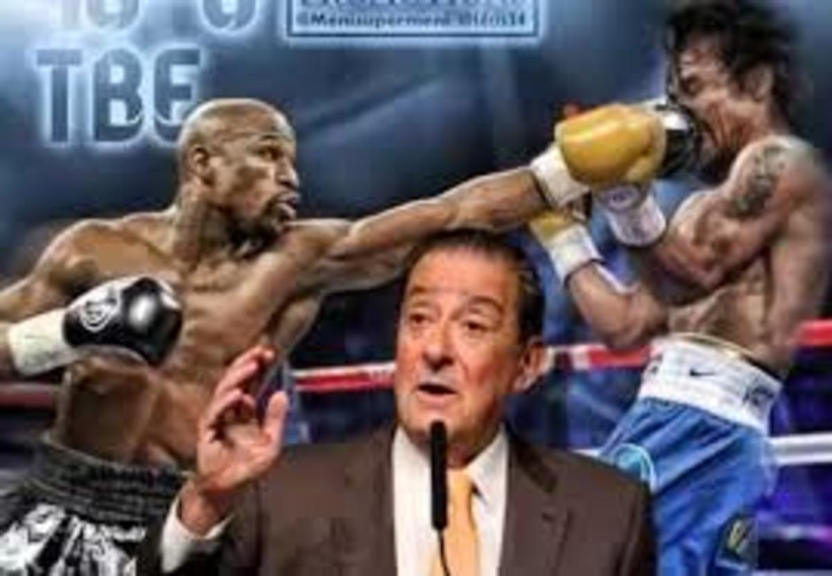 Boxing promoter Bob Arum