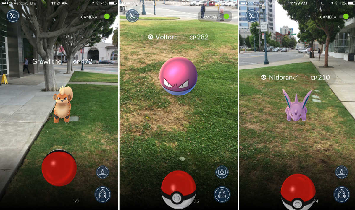 Pokémon GO: an interactive game that will certainly be copied.