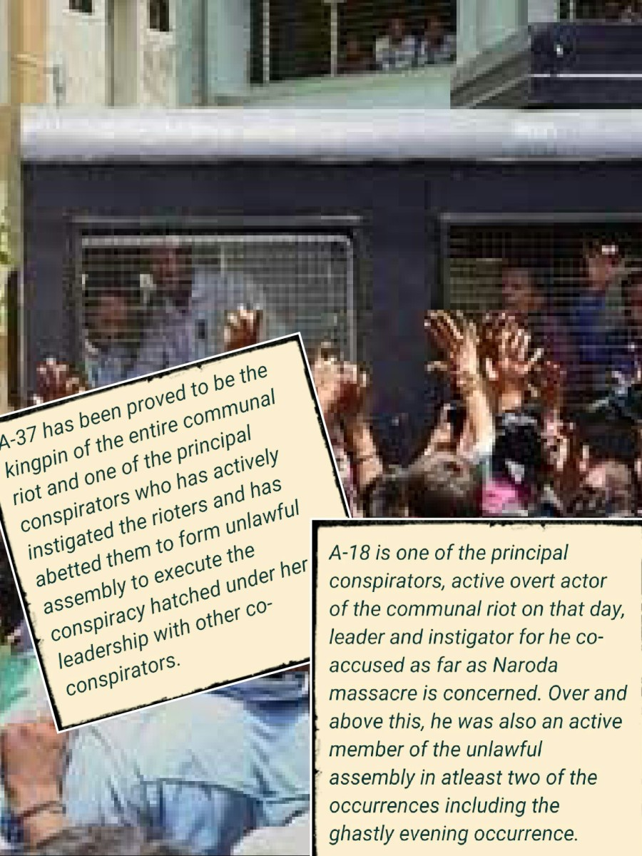Excerpts from one of the Godhra trial verdict