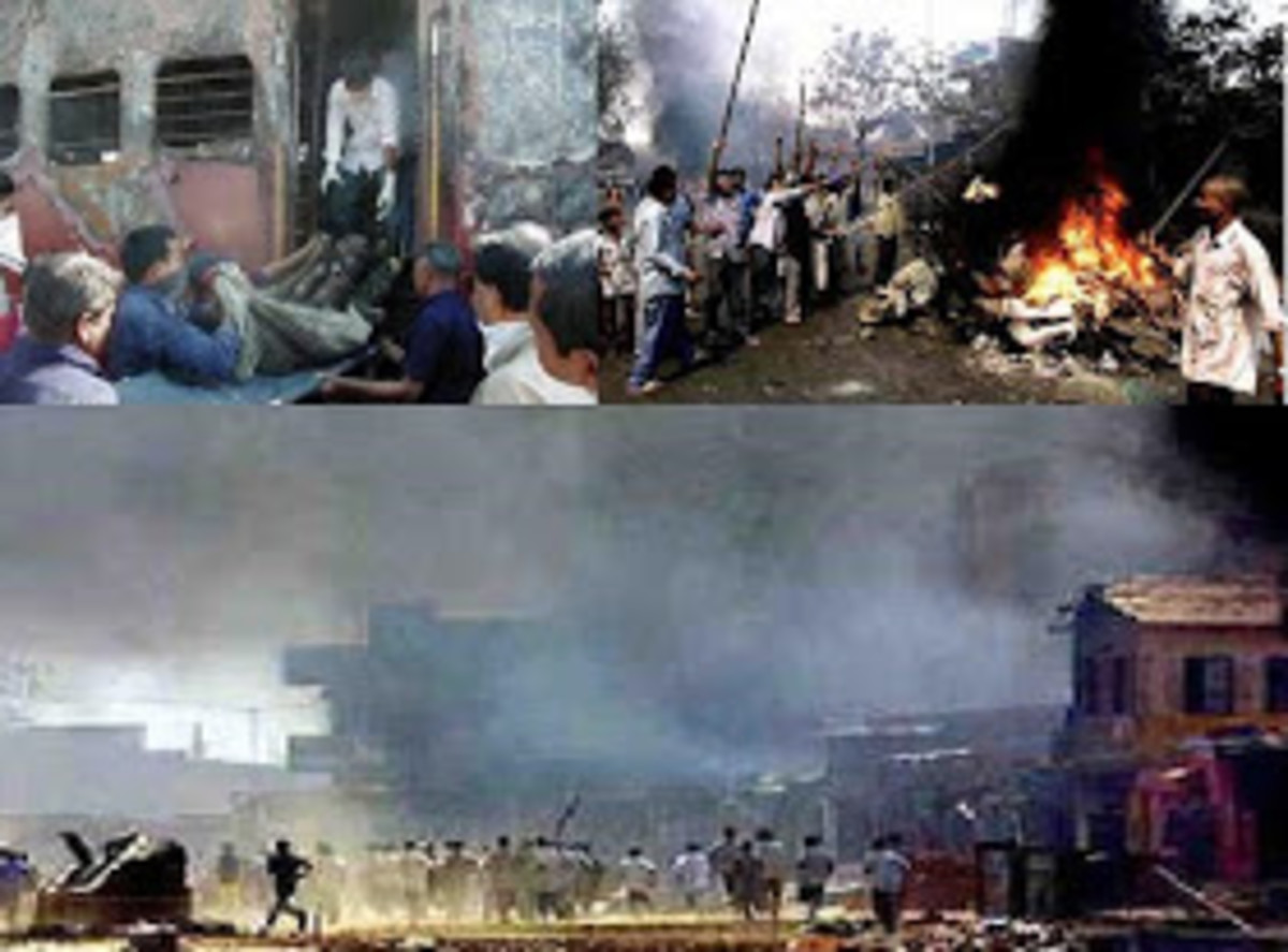Flashbacks from the Godhra Carnage