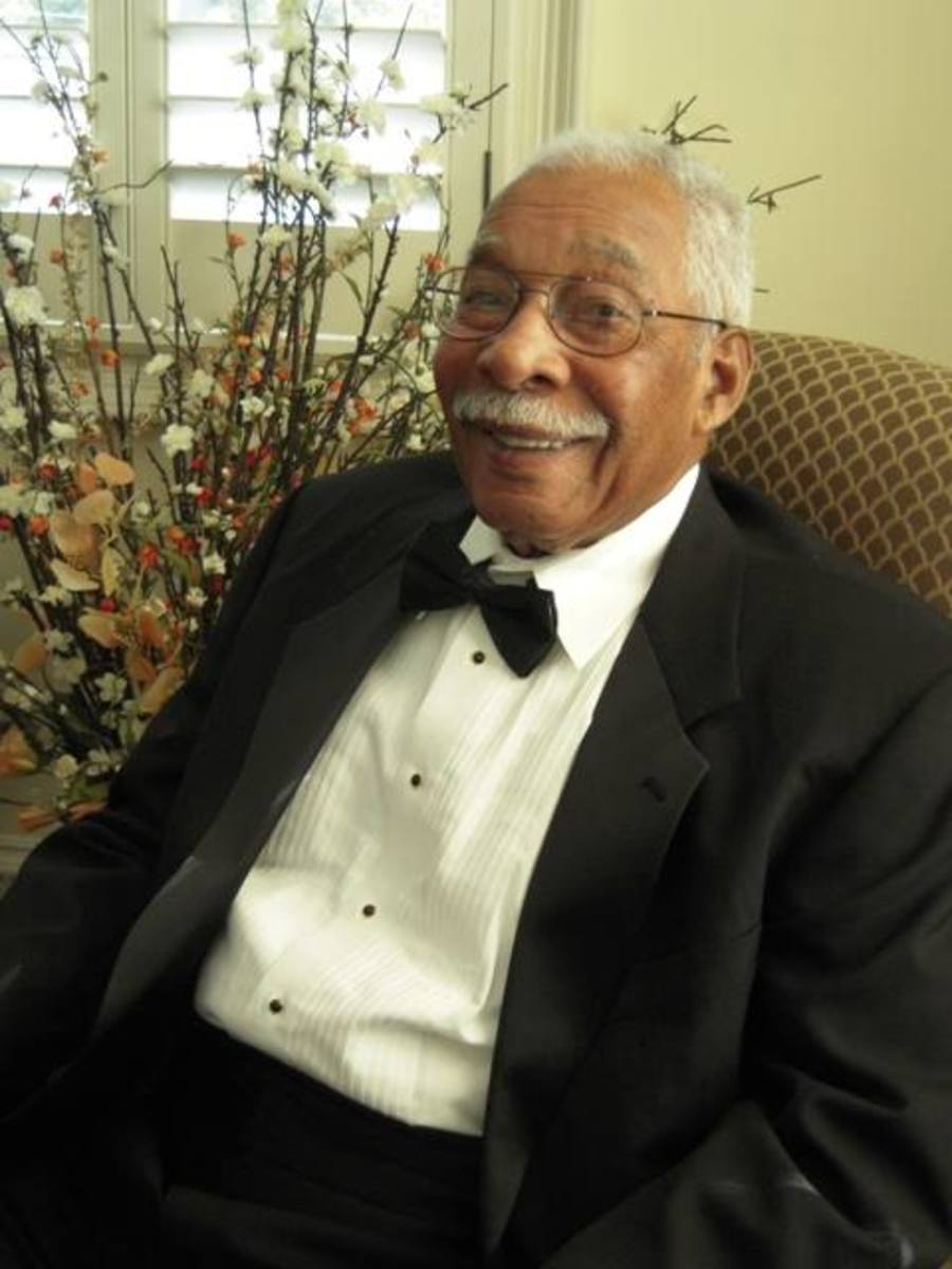 Alex's dad, Arthur D. Underwood, Sr.