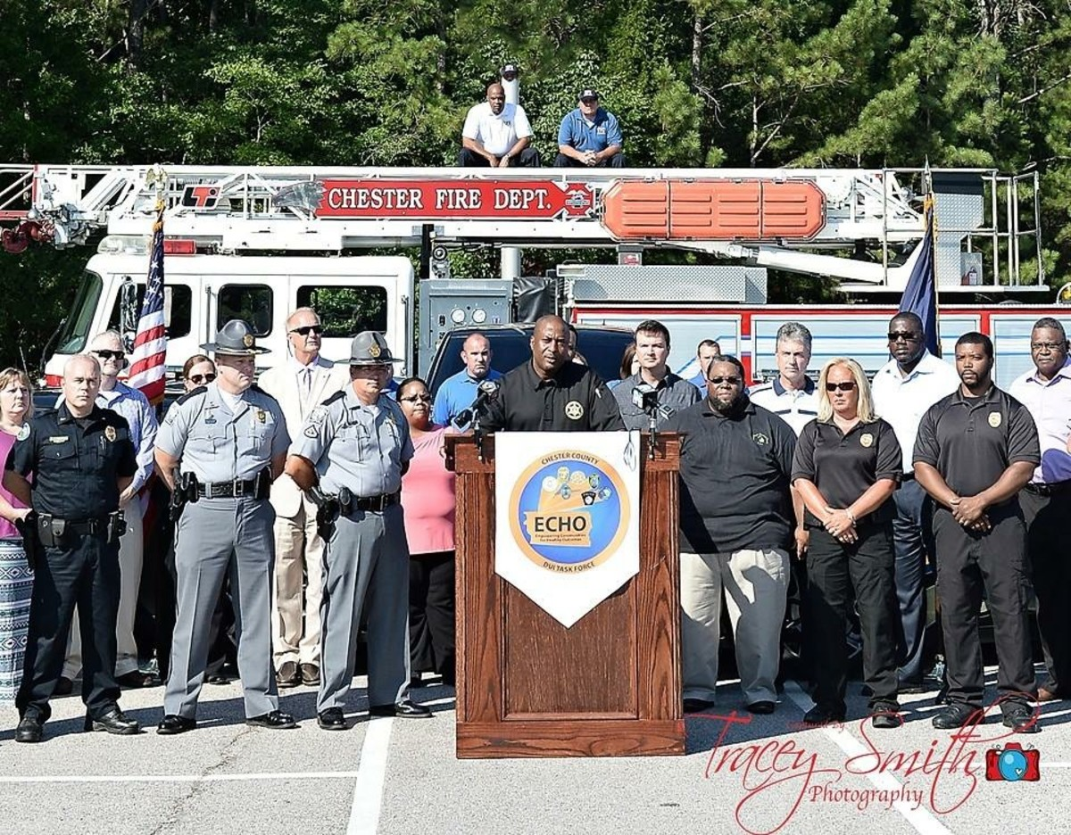 Chester County Echo DUI Task Force
