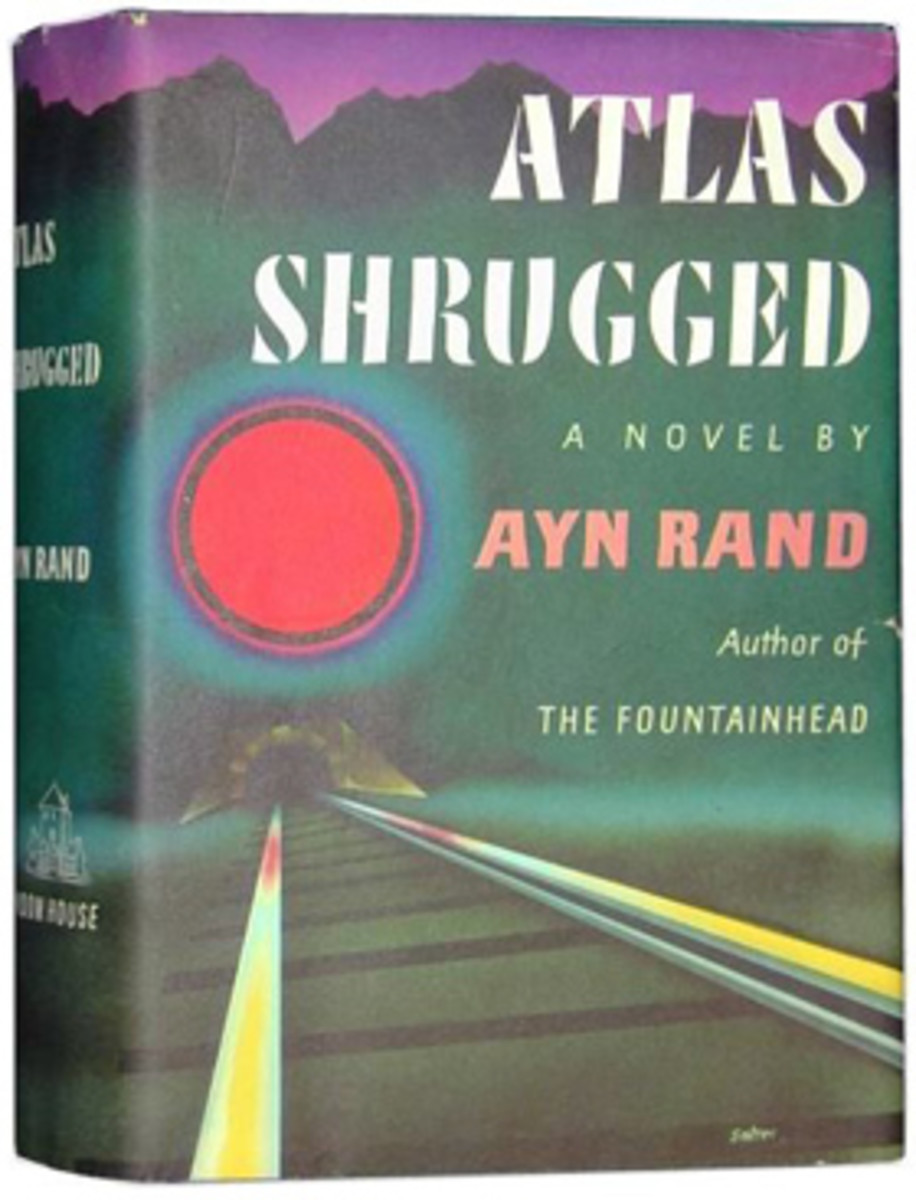 Ayn Rand is often quoted by advocates of Capitalism, but even she was not a big fan of corporations.