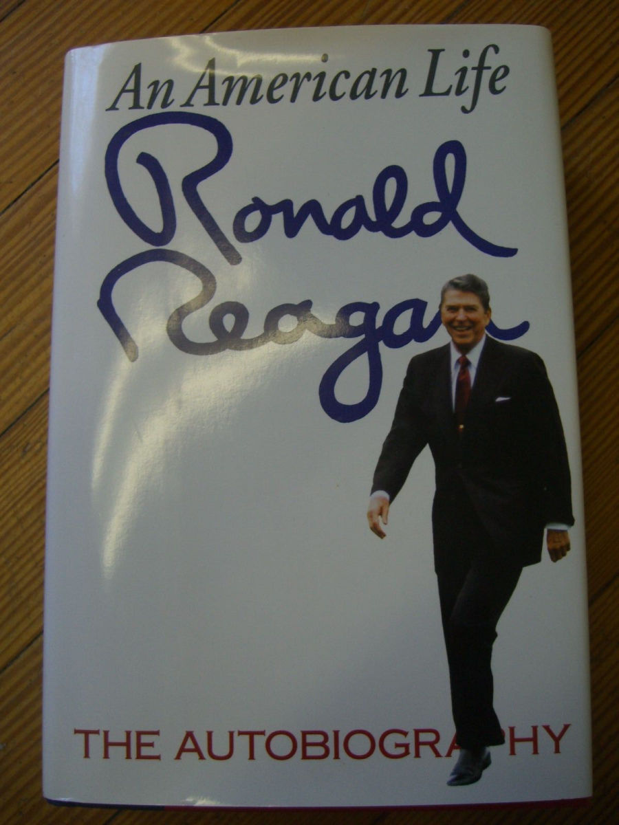 Reagan certainly seemed like a swell guy, but the stuff that trickled down from him ain't drinkable.