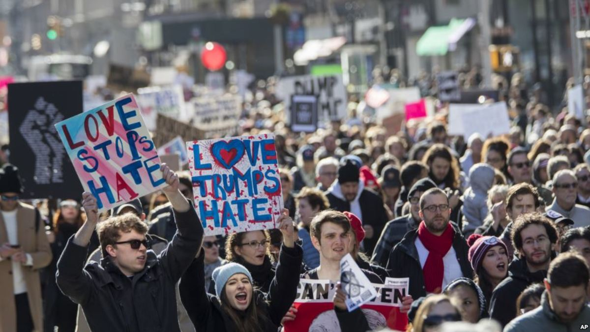 While our society is extremely imperfect, the fact that many Americans will come together to stand is hope that mistakes of the past will not repeat or at best, have major fight on their hands if they try.