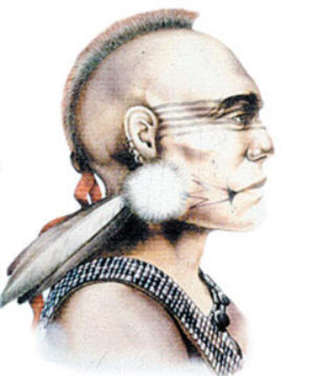 Native American tribes were both intelligent and savage during times of war.  The latter was most focused on and stereotyped and made seeing their removals to reservations as a necessity rather than a crime.