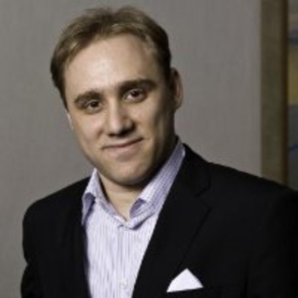 Dmitri Alperovitch, CTO of CrowdStrike