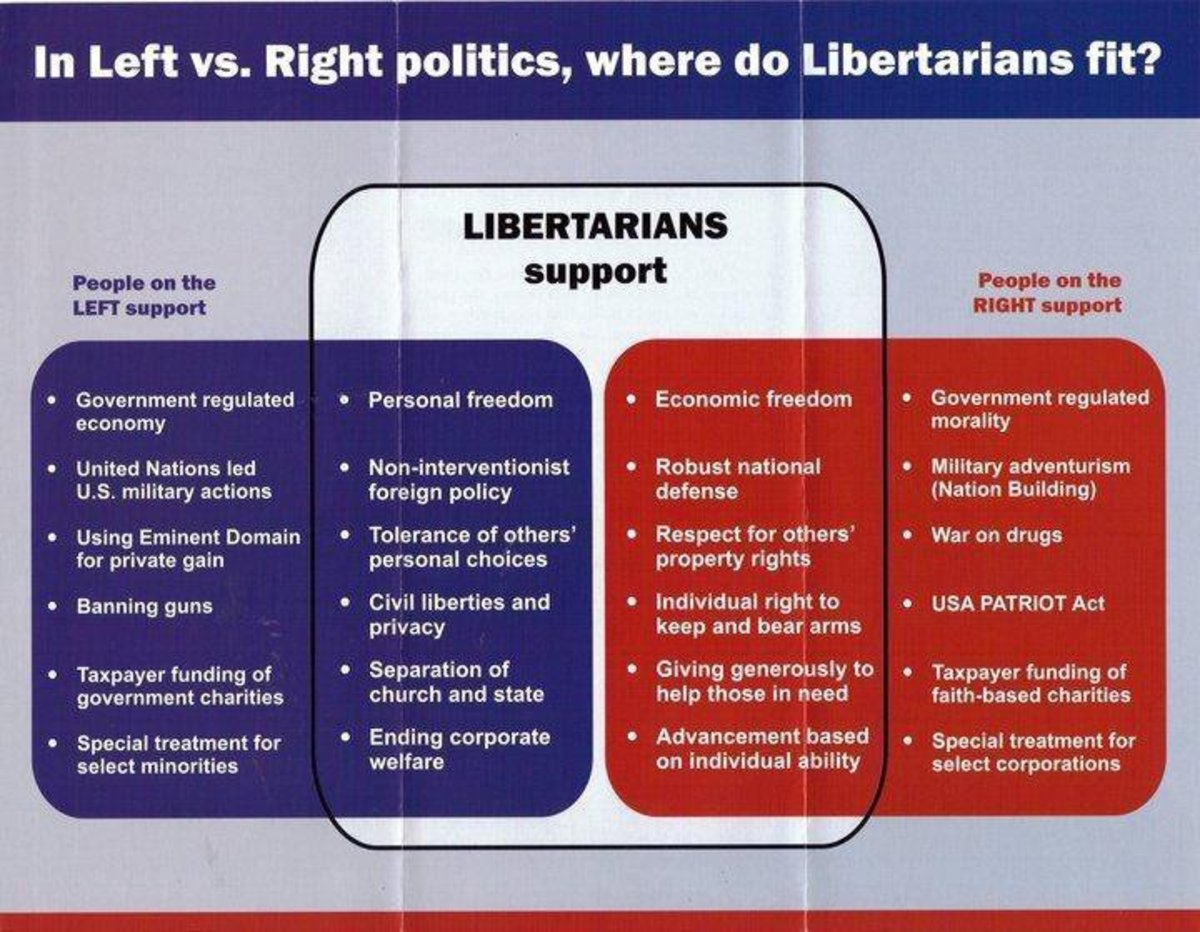 Libertarian Positions