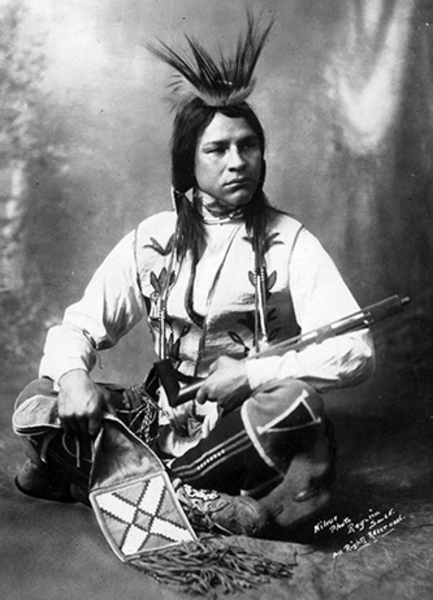 Chief Buffalo Child Long Lance.