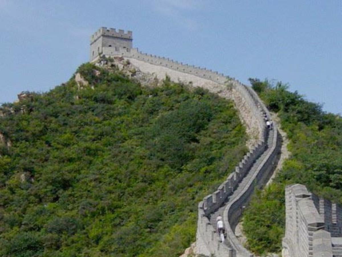 Watchtower, near Beijing.
