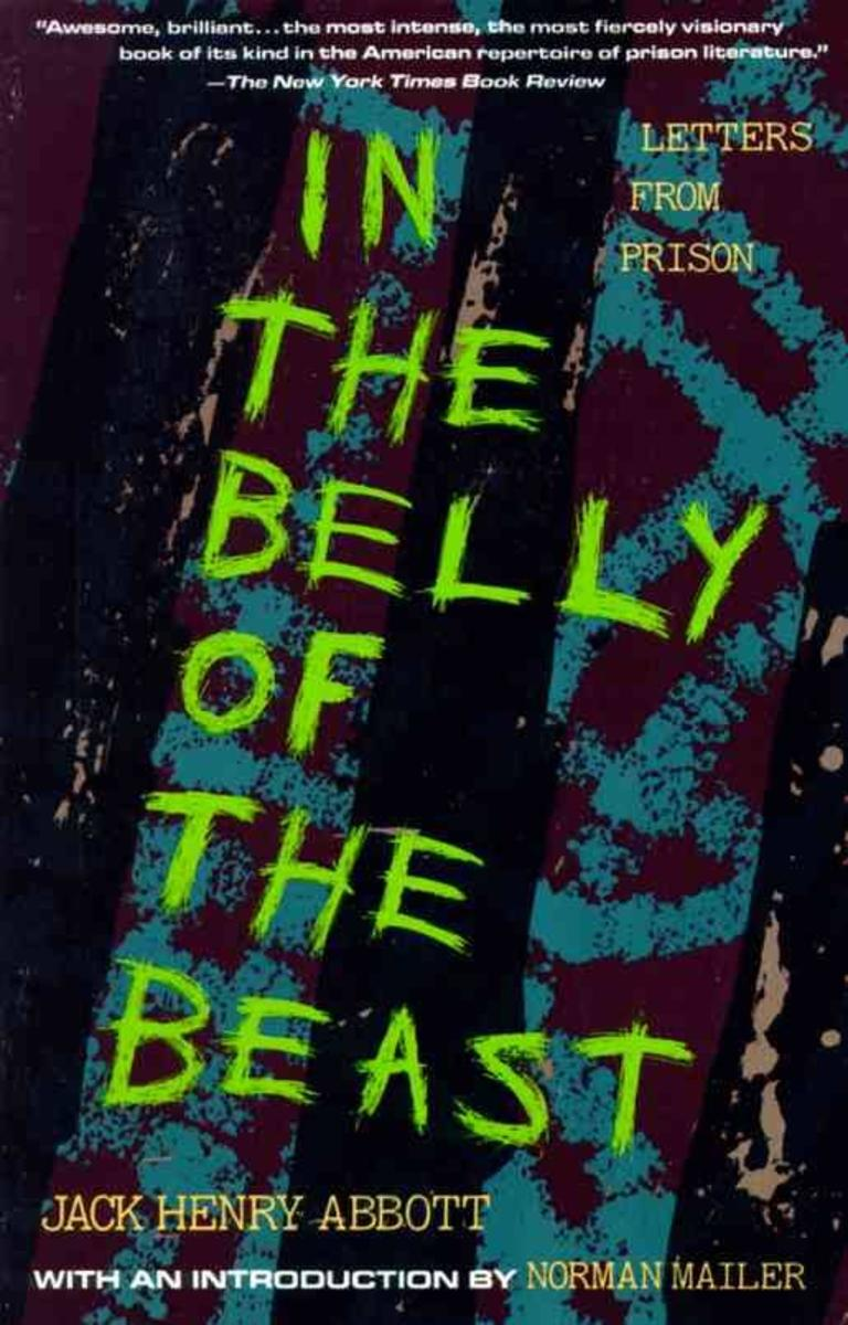 "Cover of ""In the Belly of the Beast."""