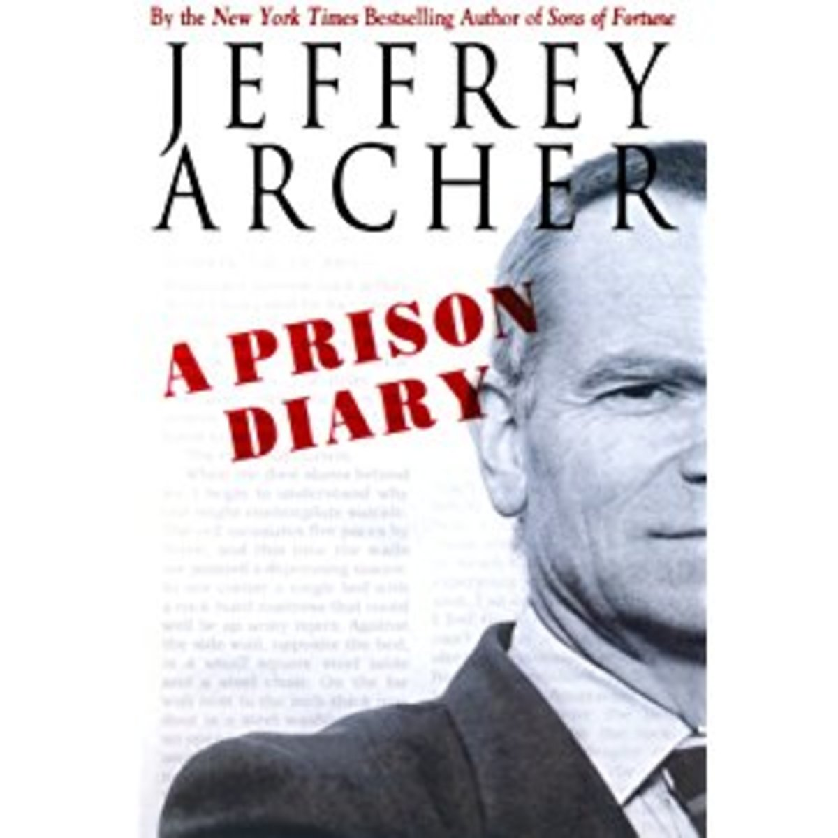 "Cover of ""A Prison Diary."""