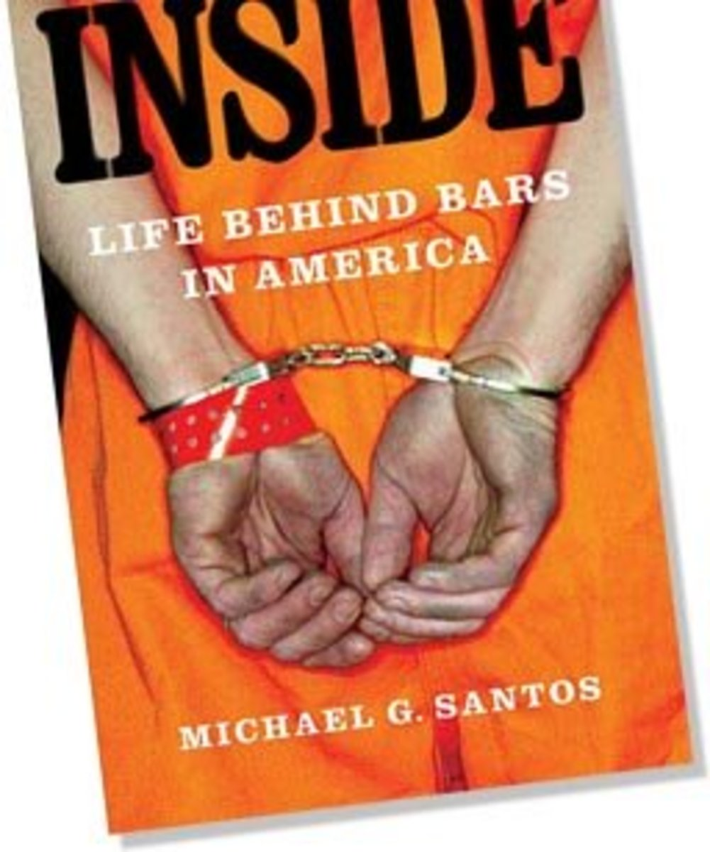 "Cover of ""Inside: Life Behind Bars in America."""