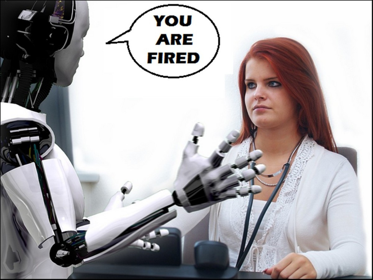 Will robots take all human jobs, or will humans create whole new industries for themselves to work in that nobody has ever thought of before?