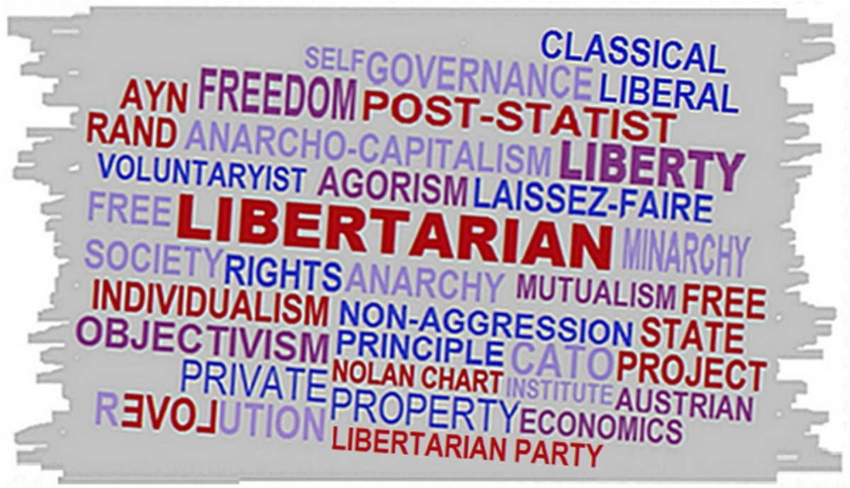 "Libertarianism means many different things to many different people but it doesn't mean ""Libertarian Party"" to everyone."