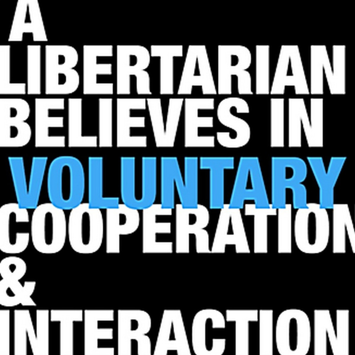 Libertarian collectivists are welcome as long as they voluntarily live by the non-aggression principle and never impose their collectivism on others.