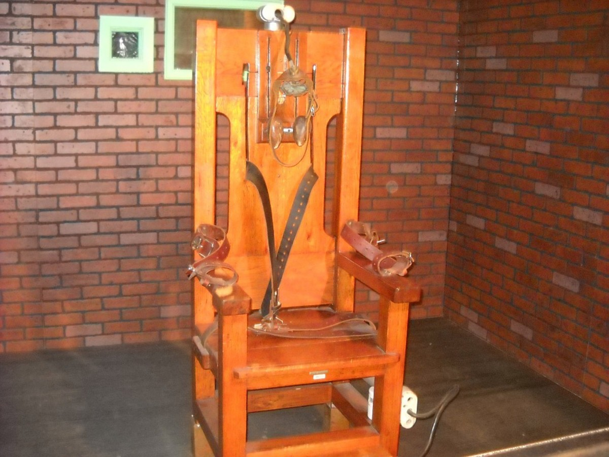 The electric chair is still available as an option for inmates to choose in several states. Its most recent use was in August 2019 in Tennessee.