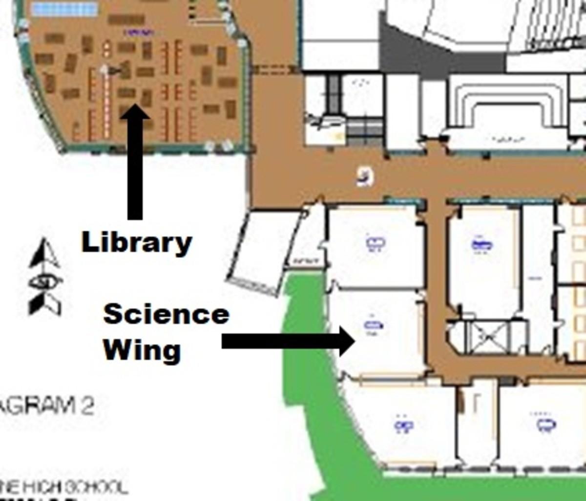 Columbine High School, Partial Plan