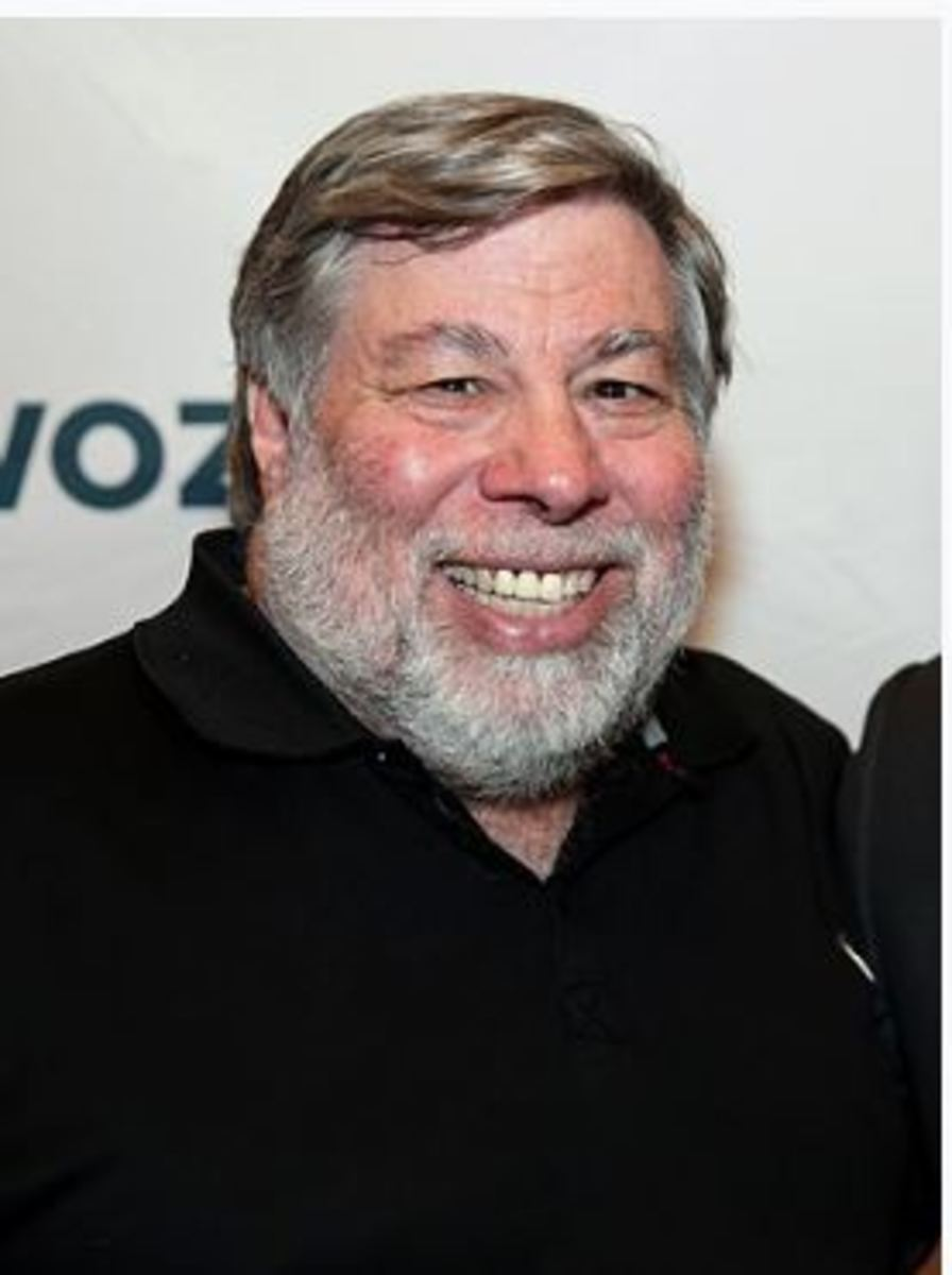 "Steve Wozniak, co-founder of Apple, said ""I am also atheist or agnostic (I don't even know the difference). I've never been to church and I prefer to think for myself."
