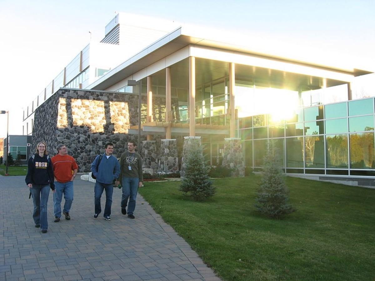 The Northern Ontario School of Medicine, in Sudbury