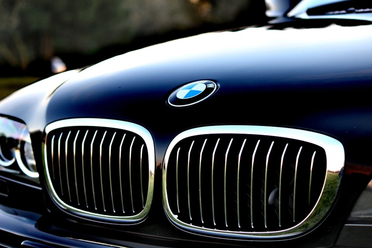 BMW, a proud brand of Germany