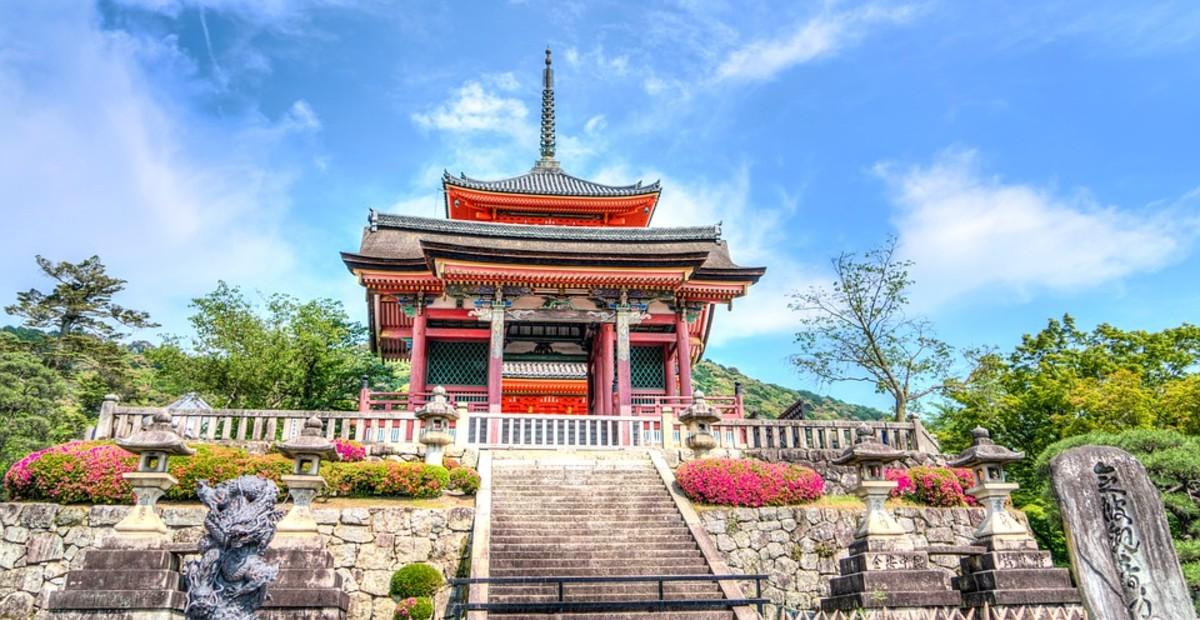 Japan - something old...